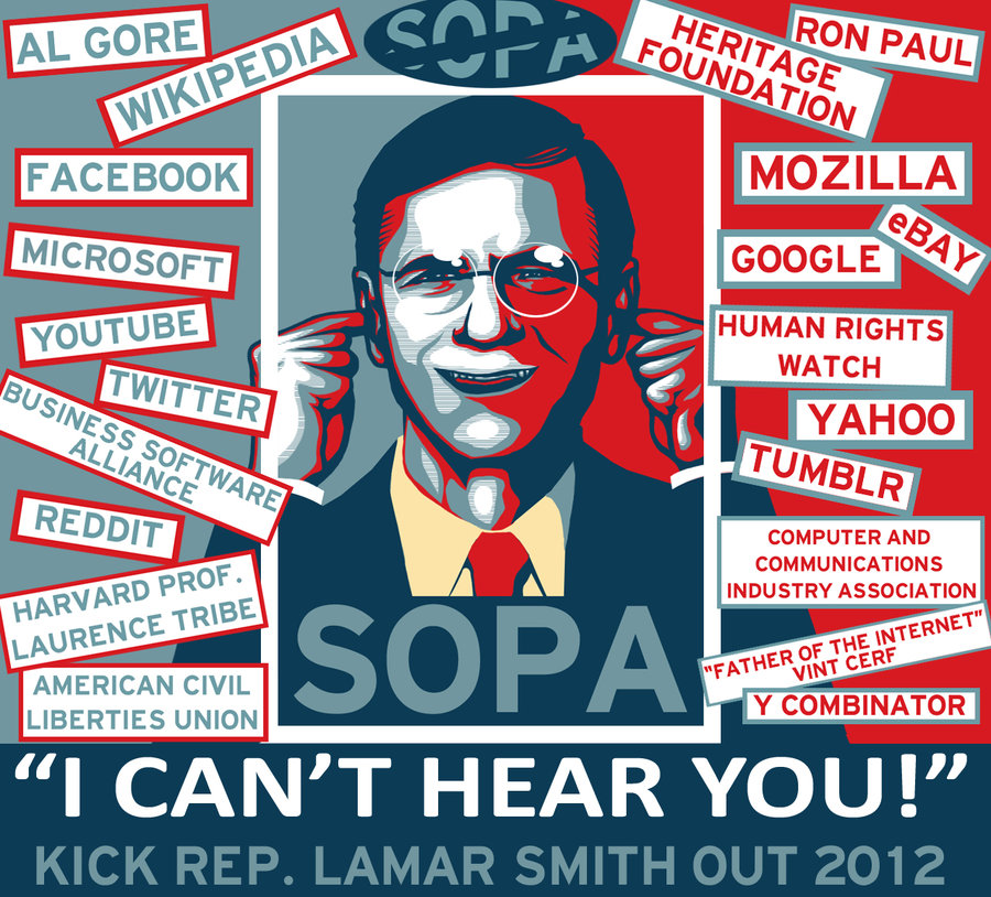 Sopa - I Can't Hear You by Chad Rocco