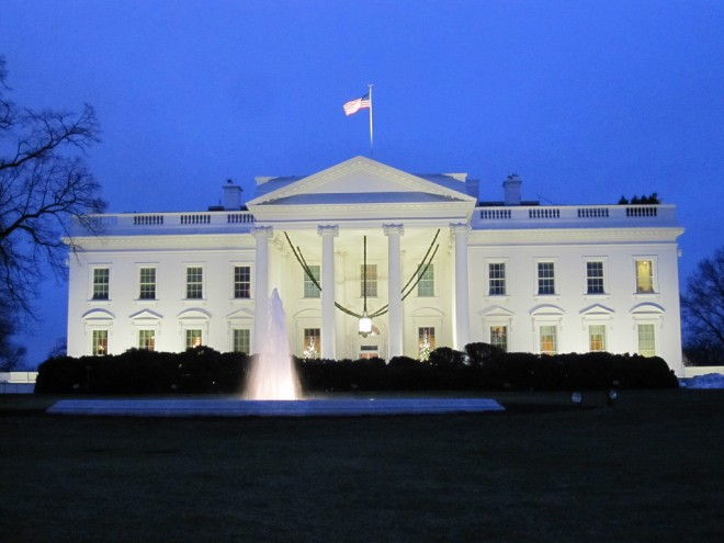 White House - Photo: Tom Lohdan/Flickr
