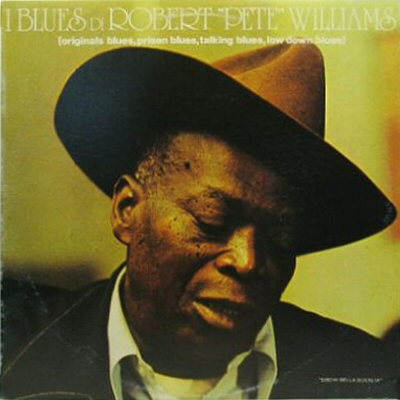l Blues di Robert 'Pete' Williams