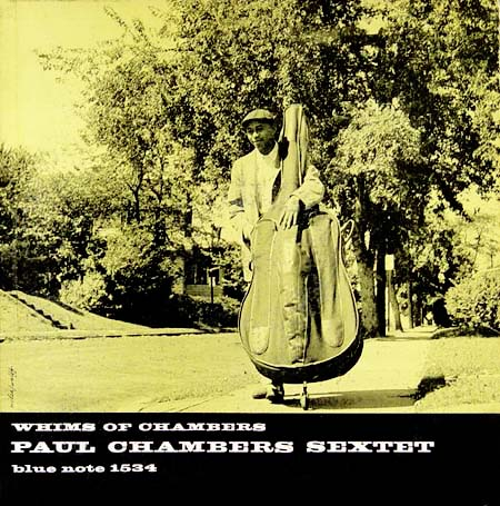 Paul Chambers Sextet Whims Of Chambers