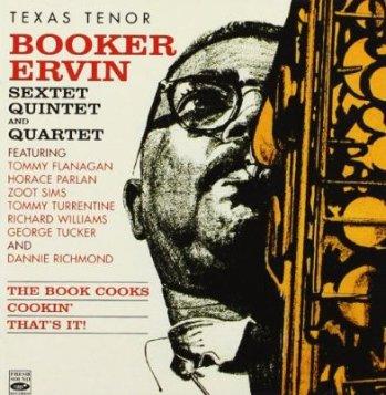 Texas Tenor - Booker Ervin
