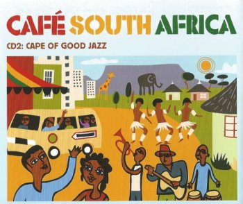CD2 Cape of Good Jazz