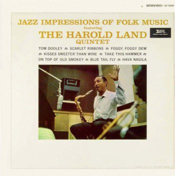 G [Imperial LP 12247] Jazz Impressions of Folk Music
