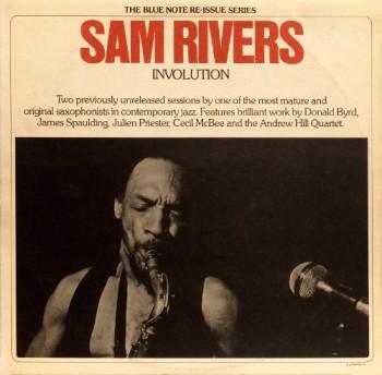 Involution [Sam Rivers]