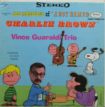Jazz Impressions of a Boy Named Charlie Brown (1 front 1)
