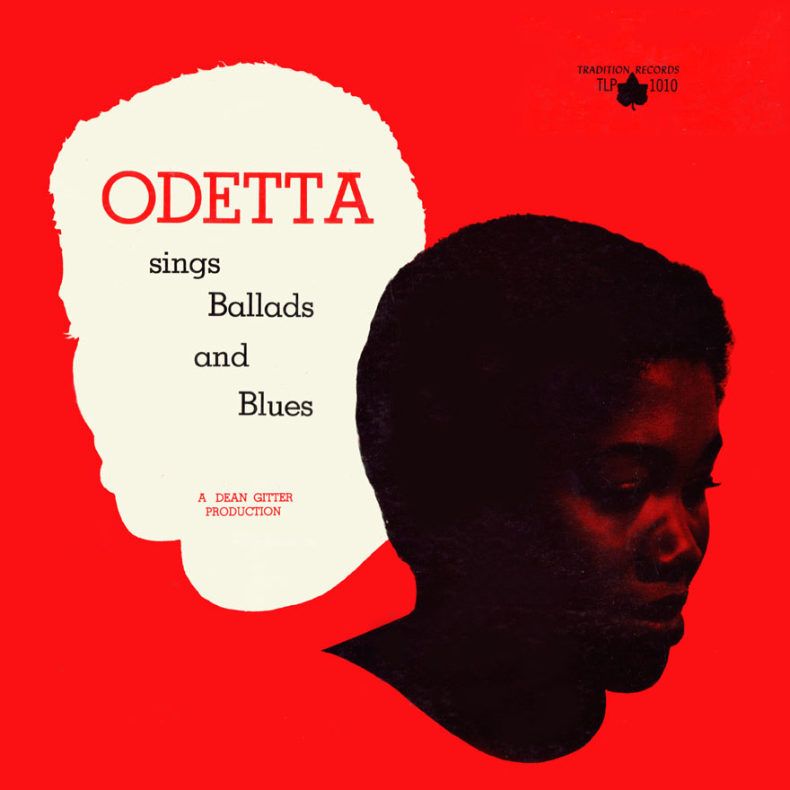 Odetta sings Ballads and Blues [1956]