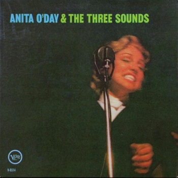 Anita O'Day [and the Three Sounds](1 front 1)