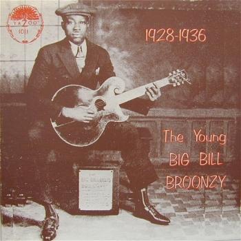 The Young Big Bill Broonzy (1928-36)[yazoo 1011]