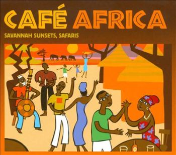 Cafe Africa [box]