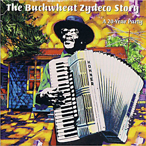 The Buckwheat Zydeco Story