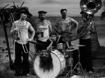 CW Stoneking - Primitive Horn Orchestra
