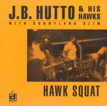 Hawk Squat [DD-617]