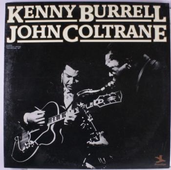 Kenny Burrell John Coltrane [P-24059]