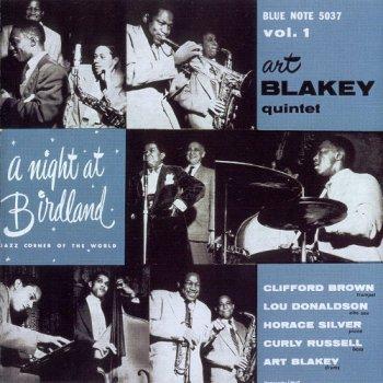 vol 1 A Night at Birdland