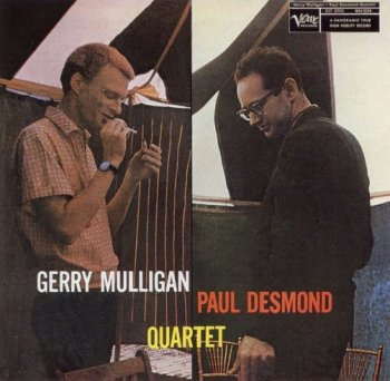 Gerry Mulligan-Paul Desmond Quartet