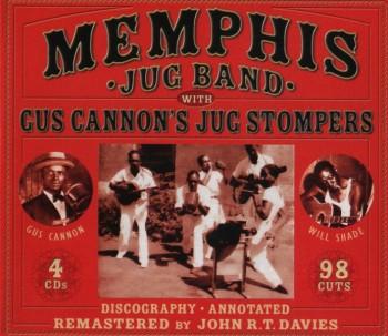 00 Memphis Jug Band - Cannon's Jug Stompers