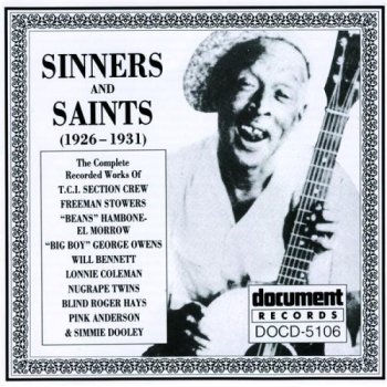 5 Sinners and Saints 1926-1931