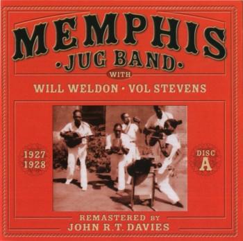 A- Memphis Jug Band 1927, 1928