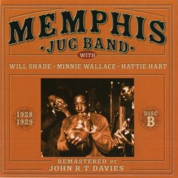 B- Memphis Jug Band 1928, 1929