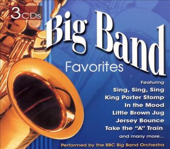 Big Band Favorites [alt cover]