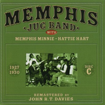 C- Memphis Jug Band 1927-1930