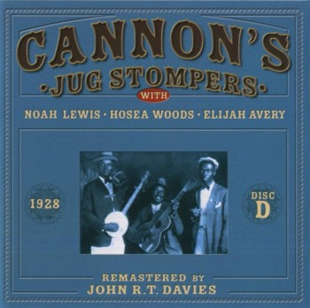 D- Cannon's Jug Stompers 1928