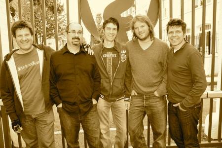 Eran, Dave, Mike, Rupert & Stefan