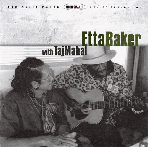 Etta Baker with Taj Majal