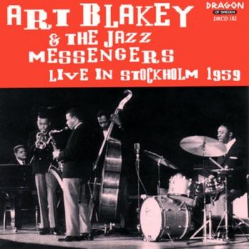 Live in Stockholm 1959