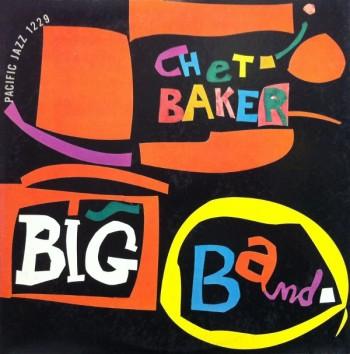 PJ 1229 Chet Baker Big Band