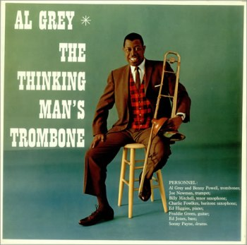 The Thinking Man's Trombone [PYE Jazz NJL31]
