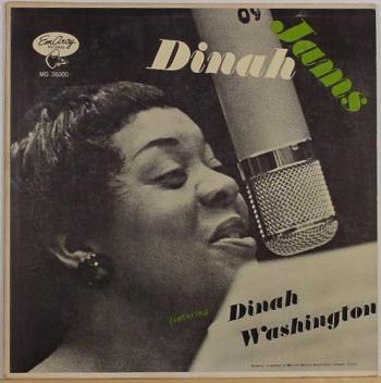 Dinah Jams 1 LP