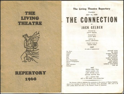 The Connection - Living Theatre