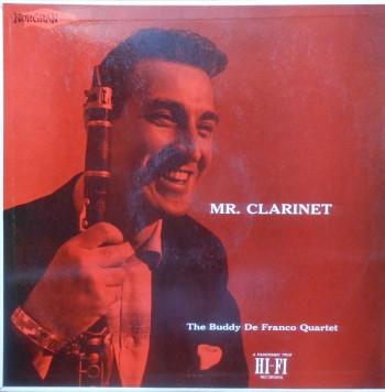 Mr. Clarinet [NorGran]