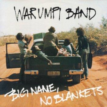 Big Name, No Blankets