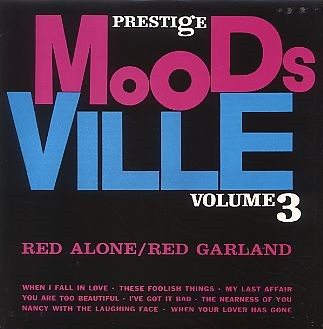 Red Alone -Moodsville