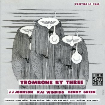 Trombone by Three [LP 7023]