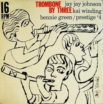 Trombone by Three [Prestige #4]