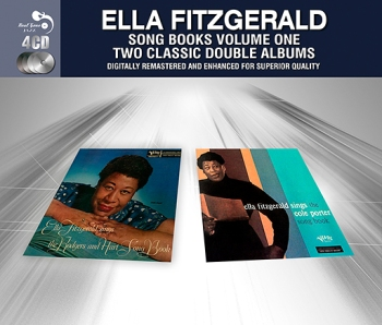 Ella Fitzgerald Song Books vol.1 [RGJCD428]