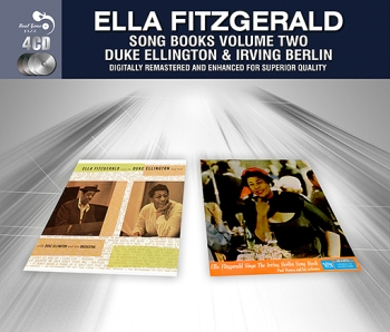 Ella Fitzgerald Song Books vol.2 [RGJCD435]