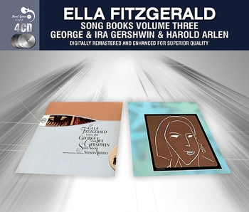 Ella Fitzgerald Song Books vol.3 [RGJCD458]