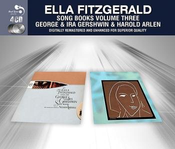 Ella Fitzgerald Song Books vol.3 [RGJCD458]
